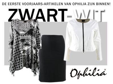 Nieuwe voorjaars collectie Ophilia