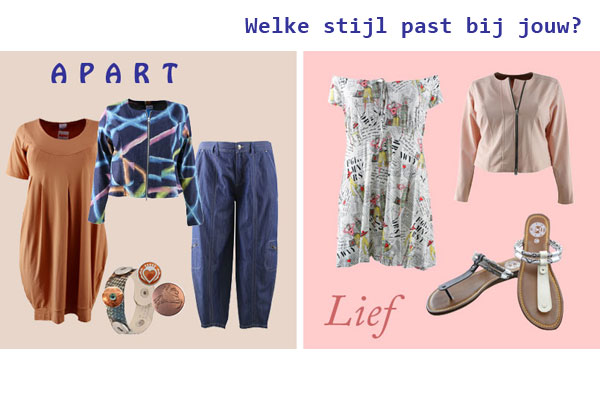 Maatje meer mode welke stijl past bij jouw STOER   lief   Kleurig   A Part
