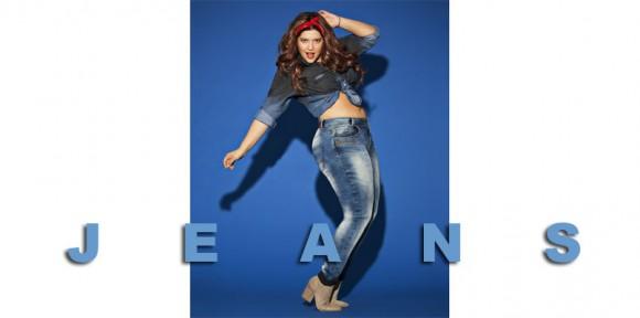 Kies je favoriete grote maten jeans
