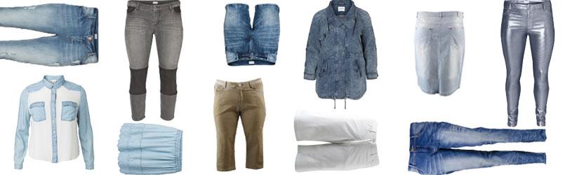 Grote maten jeans van Zizzi jeans