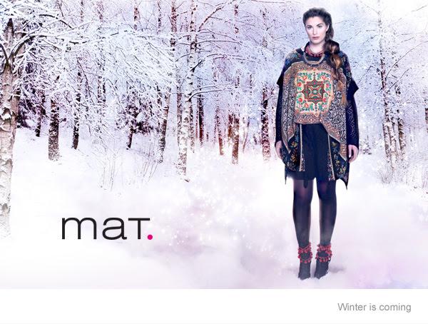 Mat fashion nieuwe collectie