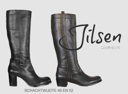 Nieuwe collectie Laarzen brede schacht