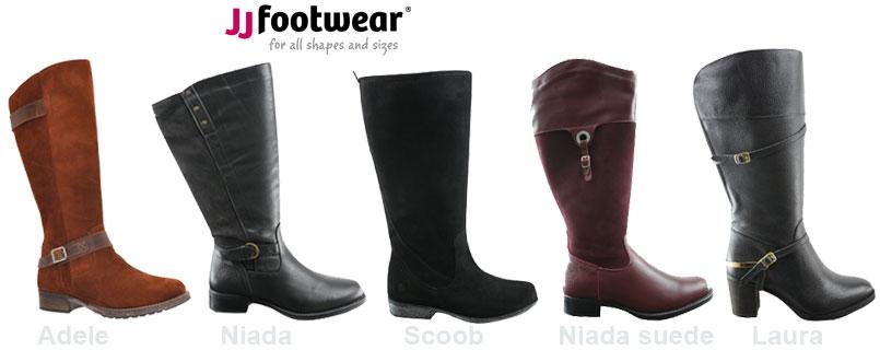 JJ footwear laarzen