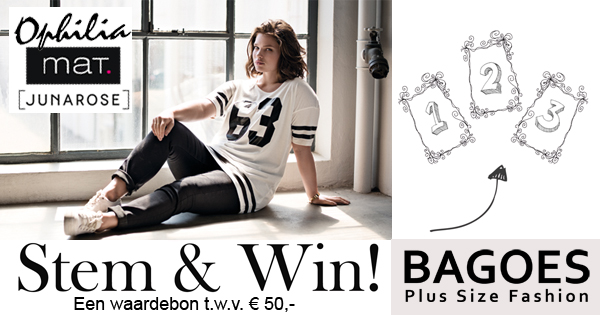 Stem & Win Facebookactie