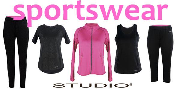 Sportkleding van Studio