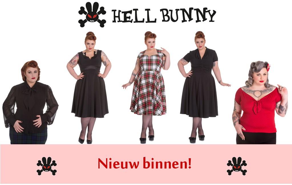Hell Bunny nieuw