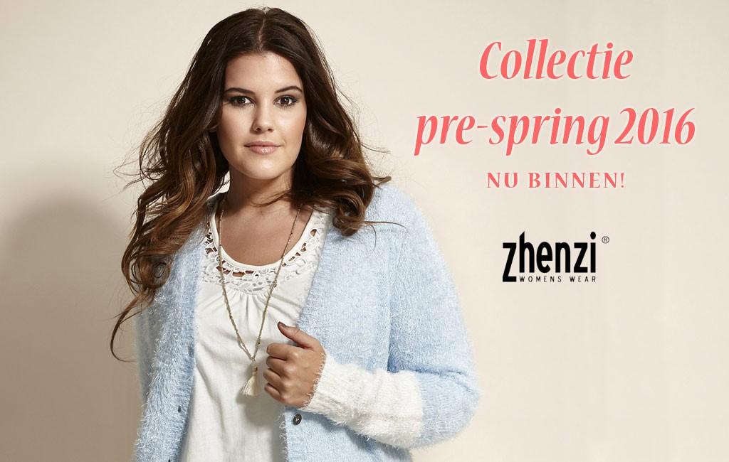 Nieuwe Collectie Zhenzi