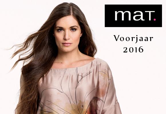 MAT Fashion voorjaar 2016