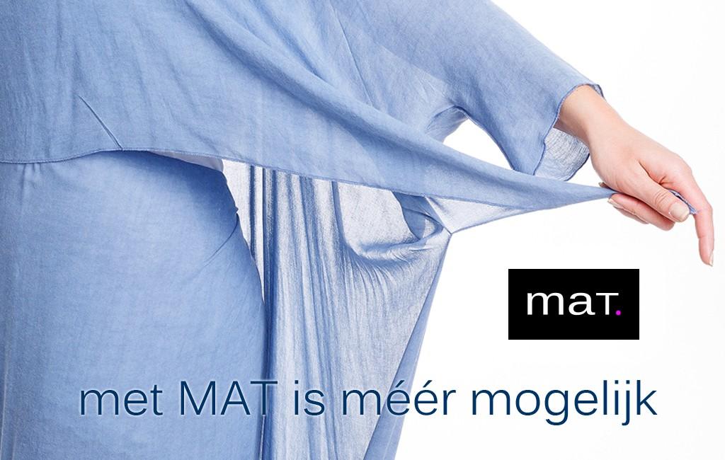 Eindeloos combineren met MAT Fashion