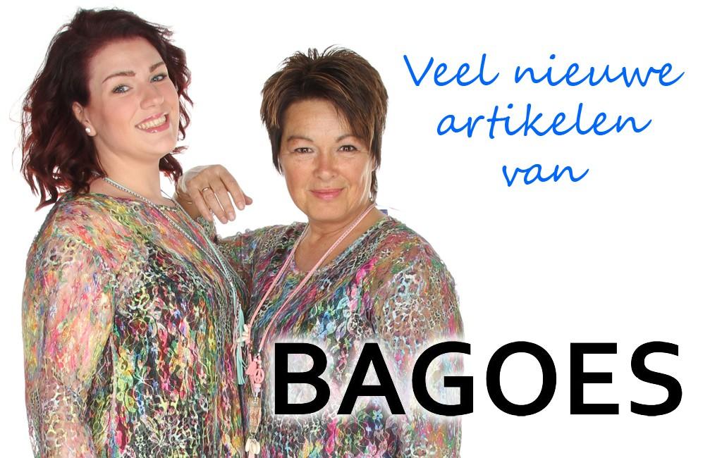 Bagoes Nieuwe collectie