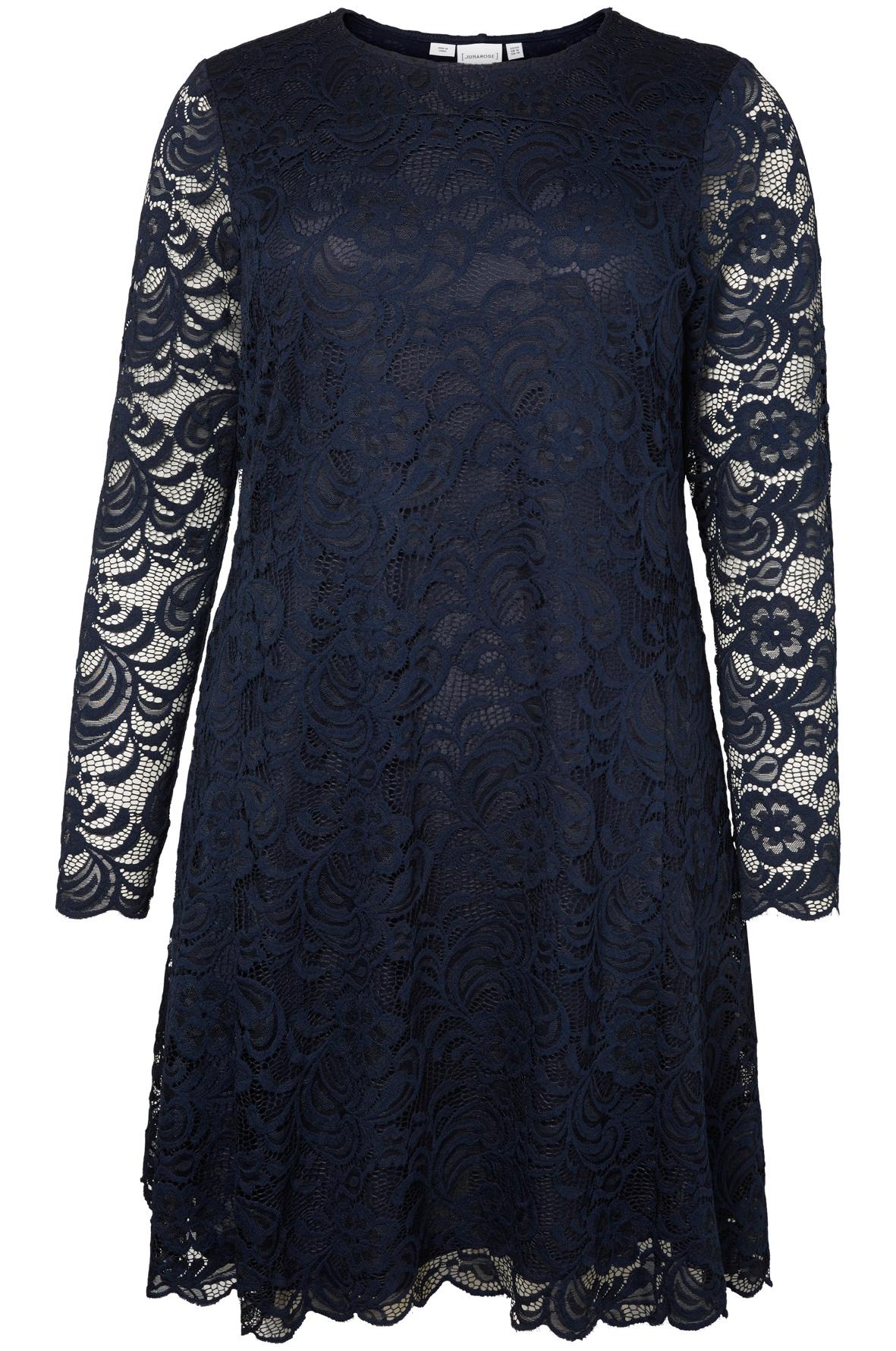 Kanten jurk Junarose