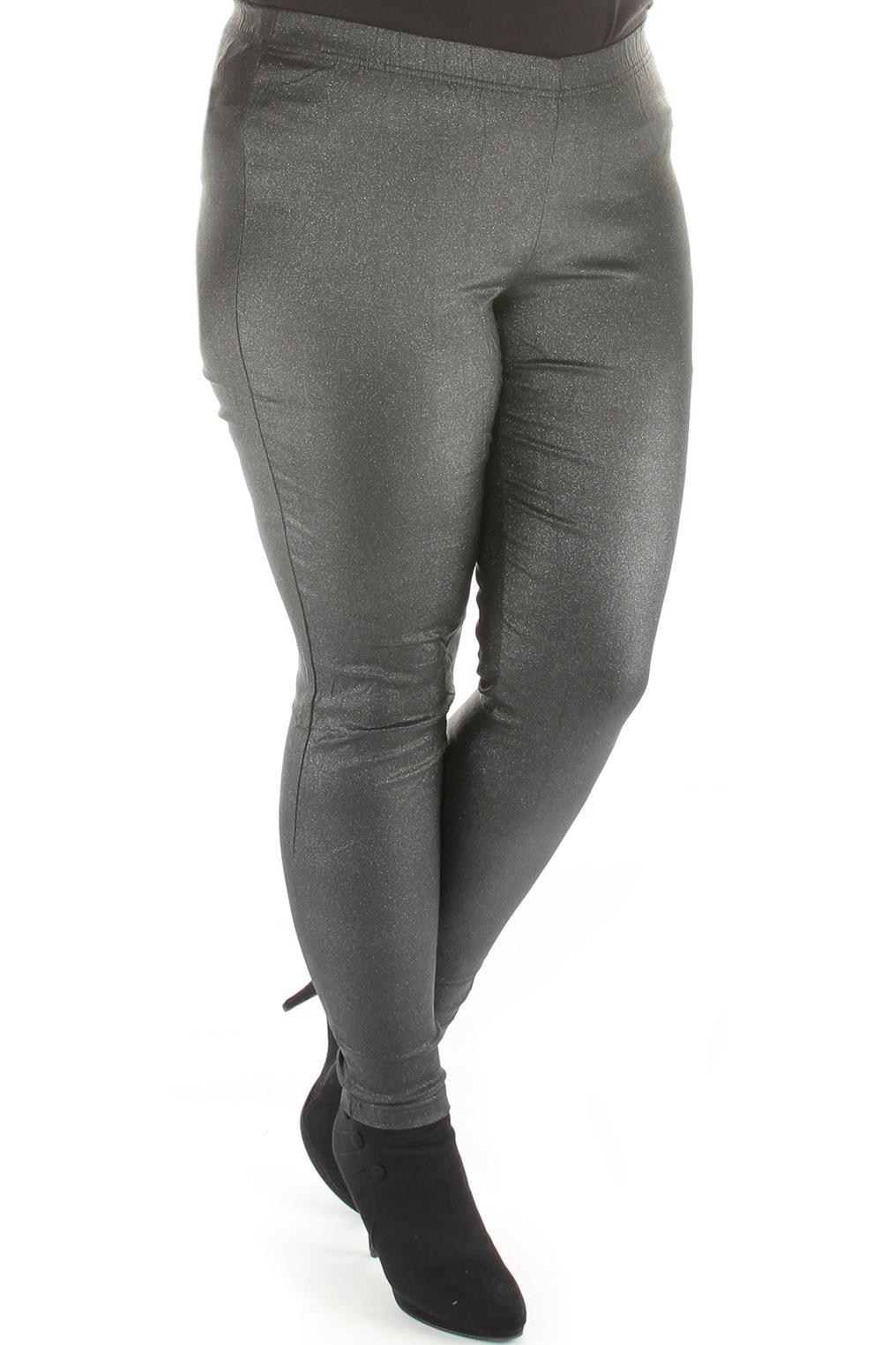 Zilveren-broek