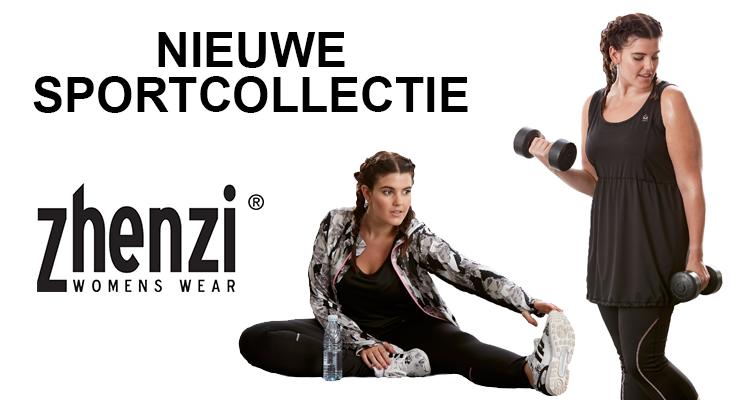 Nieuwe sportkleding van Zhenzi