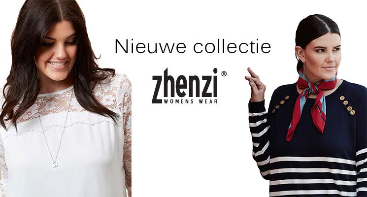Nieuwe collectie van Zhenzi