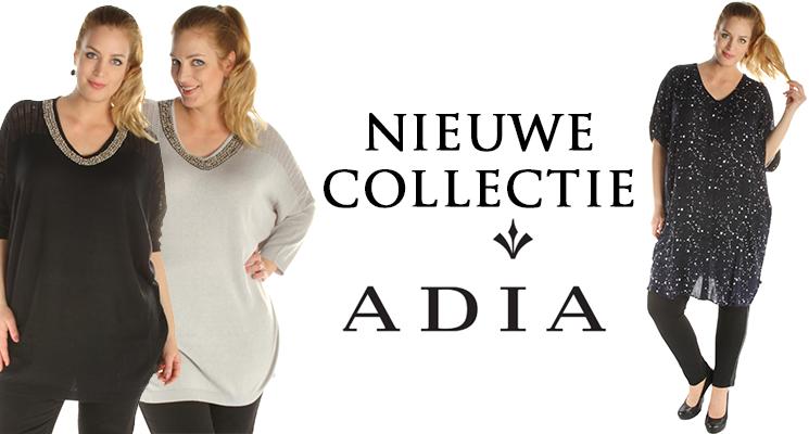 Adia nieuwe collectie zomer 2017