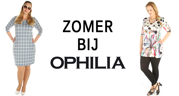 Nieuwe collectie Ophilia zomer 2017