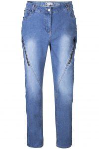 Grote maten jeans Zhenzi