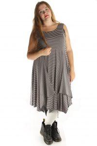 grote maten jurk boris