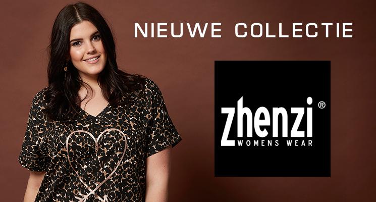 Zhenzi: Ontdek de nieuwe collectie