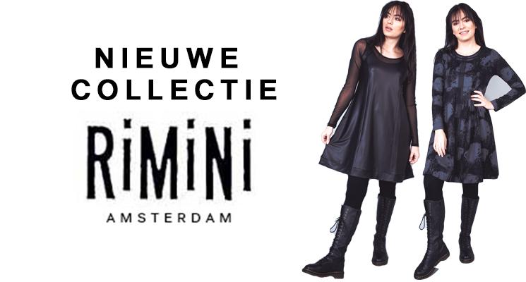 Rimini najaar 2017 collectie nu online en in de winkel