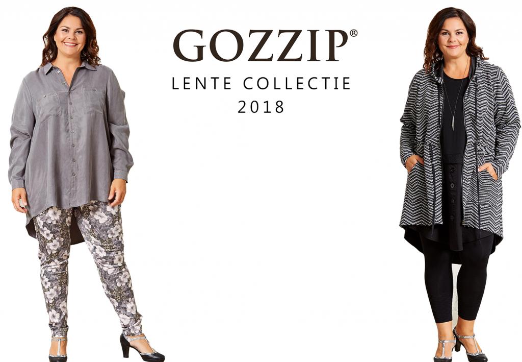 Ontdek de nieuwste lente collectie 2018 van Gozzip