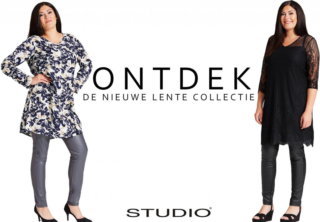 Nieuwe collectie Studio: stoer en vrouwelijk