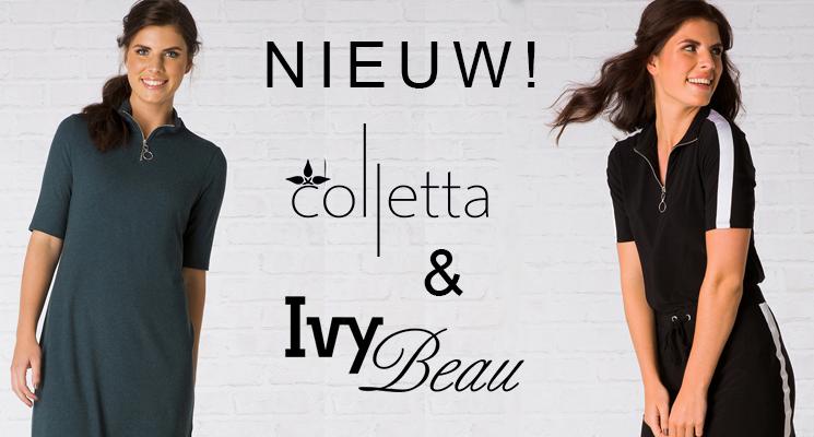 Colletta en Ivy Bella: nieuwe merken bij Bagoes