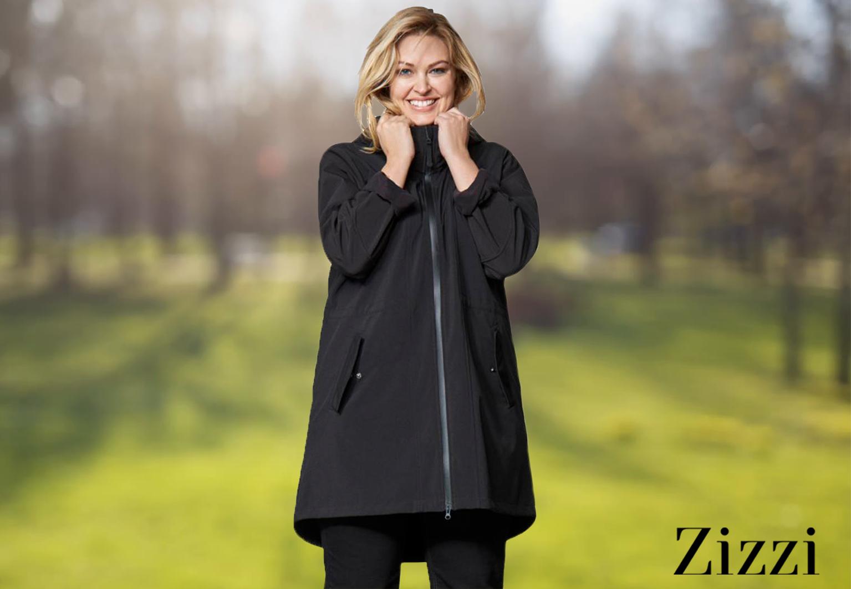 Zizzi Voorjaarsjassen Softshell jas