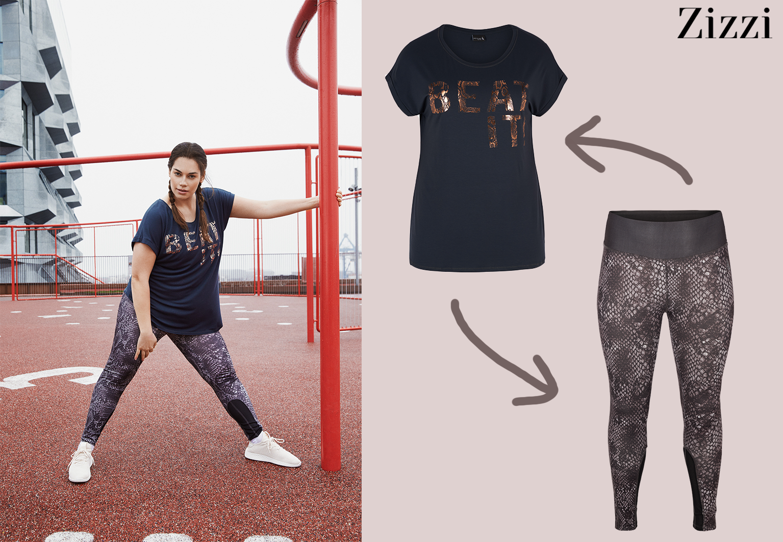 Zizzi Active sportwear