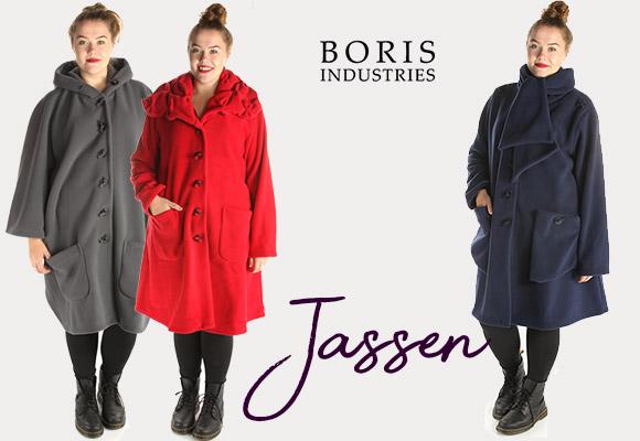 Boris classics jassen grote maten